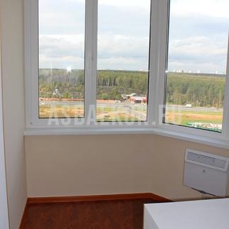 Остекление балкона п44т, цены на остекление балконов и лоджи.