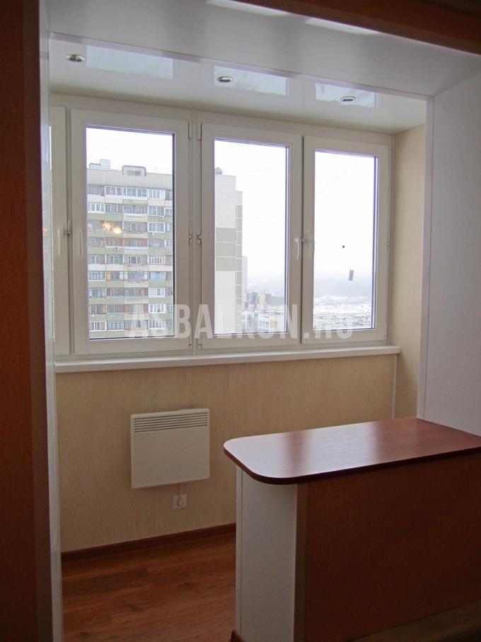 Цена балкона совмещенного с комнатой.
