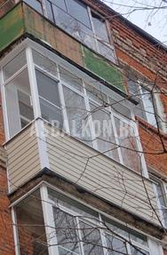 Остекление балконов сталинского дома в москве цены на остекл.