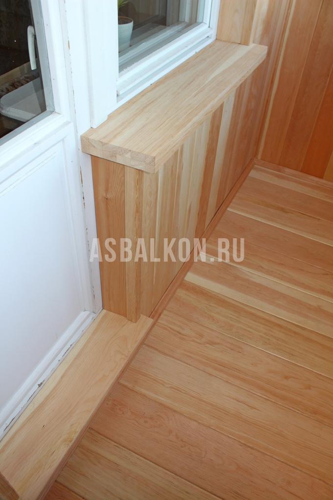 Ремонт балкона стоимость ремонта лоджии под ключ в москве.