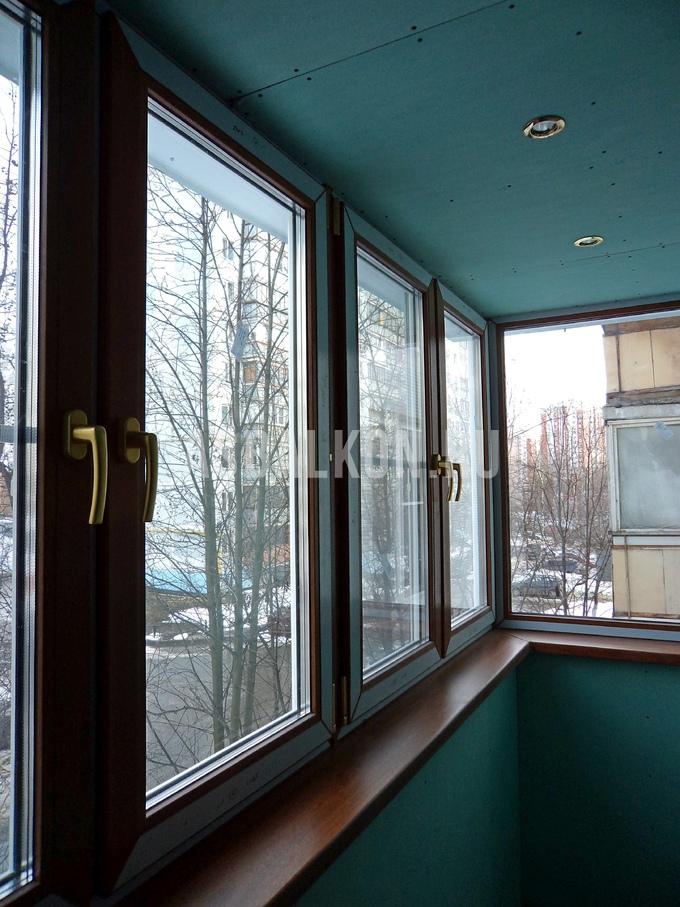 Пластиковое остекление балконов - страница 2.