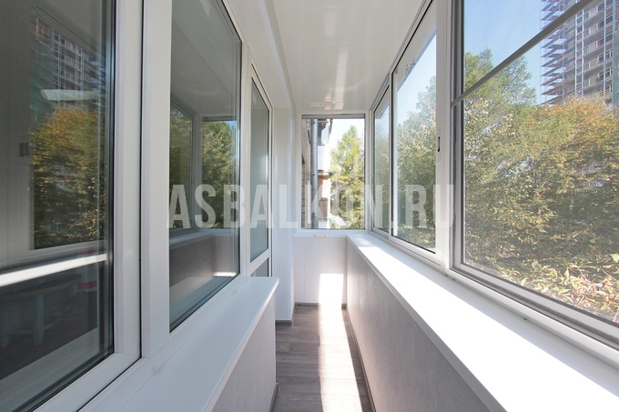 Алюминиевое остекление балконов фотогалерея - страница 2.