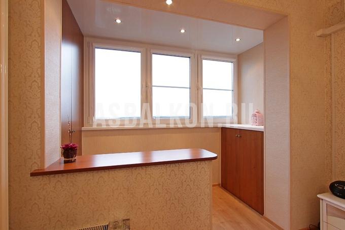 Объединение балкона с комнатой фотогалерея - страница 2.