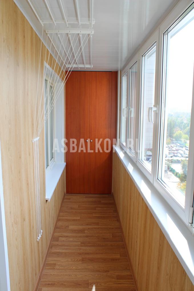 Отделка балконов пластиковыми панелями фотогалерея.