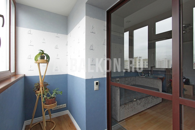 Отделка балконов гипсокартоном фотогалерея - страница 2.
