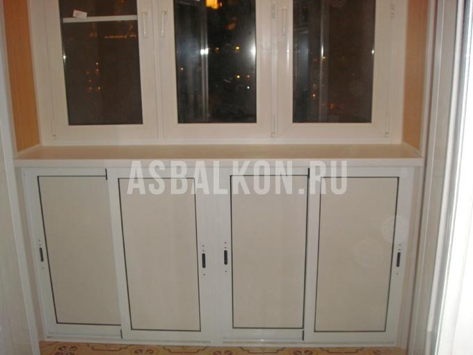Шкафы, окна класс (усть-каменогорск): фото, примеры работ.