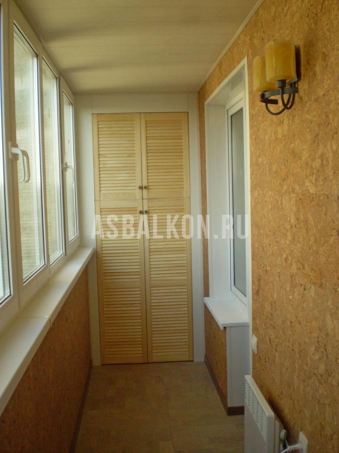 Оформление балкона в хрущевке иркутск..