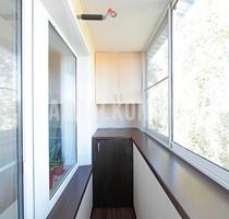 """Остекление балконов и лоджий """"под ключ"""" недорого заказать ос."""