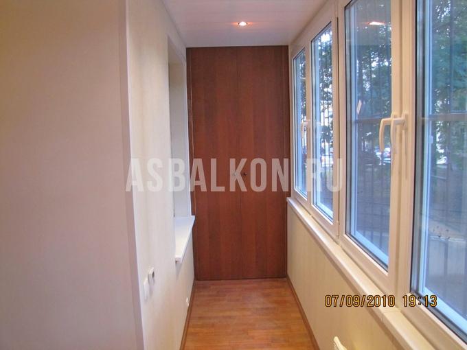 """Утепление балкона """"под ключ"""" в москве цены на теплую лоджию ."""