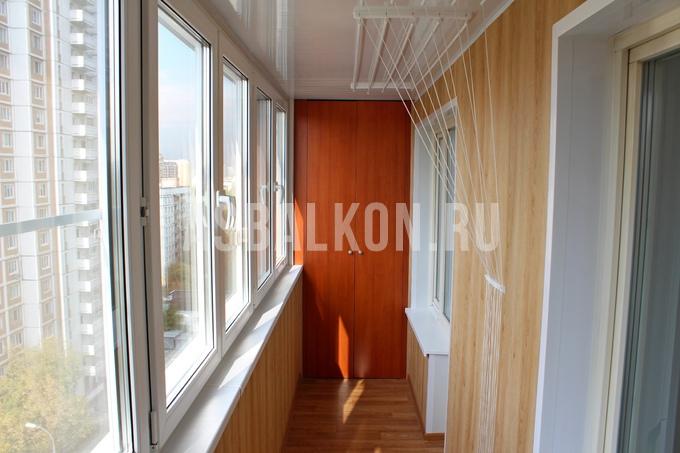 Утепление балкона в московском - цены на утепление лоджии и .