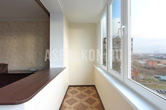 Объединение балкона с комнатой в москве присоединение лоджии.