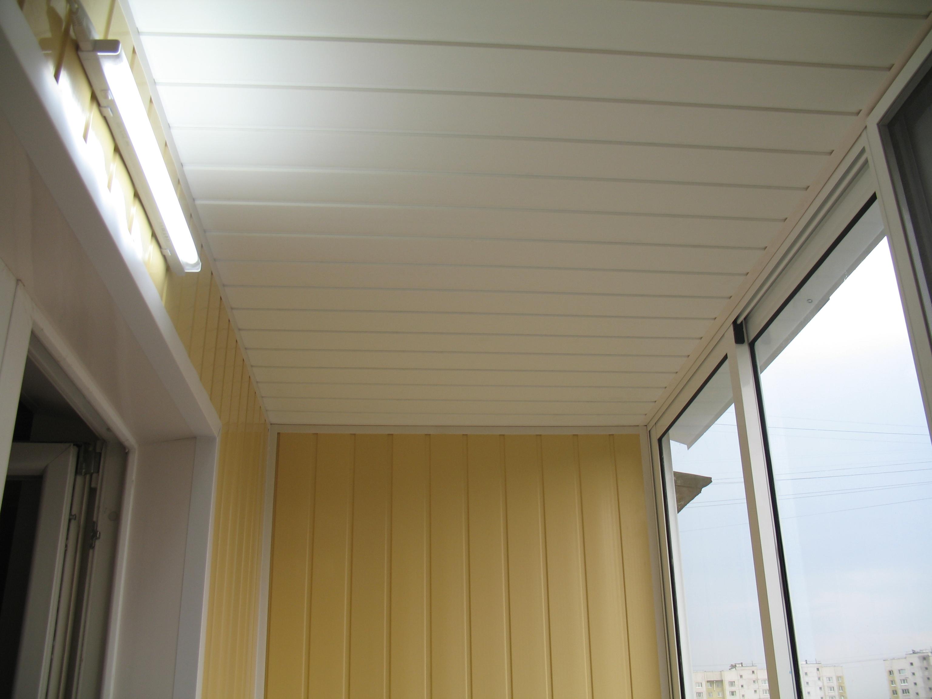 Обшивка балкона вагонкой в москве отделка балконов и лоджий .