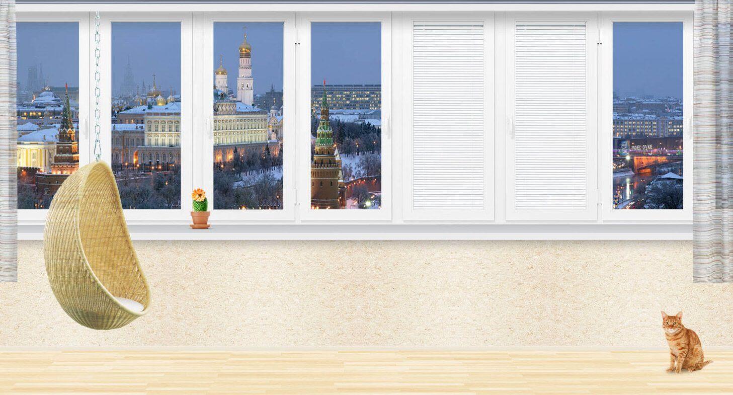 """Балконы и лоджии """"под ключ"""" в москве компания """"альянс спецст."""