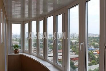 Сколько стоит сделать балкон на 1 этаже цена